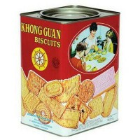 Khong Guan Assorted Biscuits Kaleng