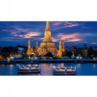 TOUR BANGKOK PATTAYA HUAHIN 5D/4N BY AIR ASIA FROM JAKARTA