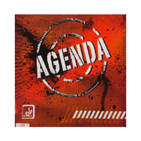 SpinLord Agenda ox Red