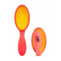 The Wet Brush Pop Fold Coral Chic