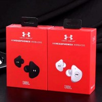 JBL Under Armour Headset JBLxUA Sport Earphone Bluetooth TWS Wireless