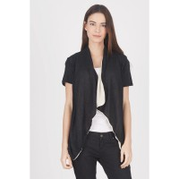 GW Wuppertal Cardigan in Black