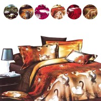 Rosewell Microtex Disperse Sprei 120x200cm
