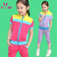 Stelan Anak Cewe - Candy Color Strap + Middle Pants