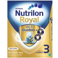 Nutrilon royal 3 berat 400 gr