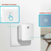 Wifi Repeater Wireless Extender Range Huawei WS331c 300mbps