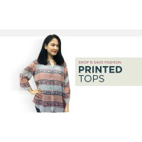 New Collection! Women Top Blouse - Good Material - Pakaian Wanita - Best Seller