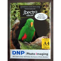 Glossy Photo Paper A4 210gsm Spectra