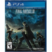 [Sony PS4] Final Fantasy XV - Day One Edition