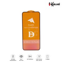 Ikawai PROBlue Premium Tempered Glass Iphone XS Anti Blue Ray Full Glu