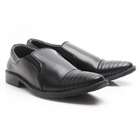 Dr Kevin Men Formal Shoes 13289 Black