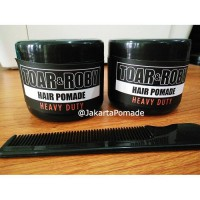 Pomade Toar and Roby Heavy Duty 3.5oz Free sisir