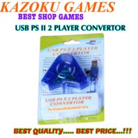 Converter Ps2 USB PS II Player