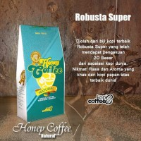 KOPI8COFFEE kopi honey natural 100 gram