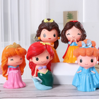 RUMAUMA DISNEY PRINCESS CLAY PIGGY BANK | Celengan Anak Karakter UNIK