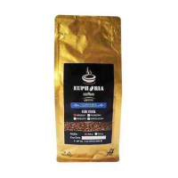 Euphoria Coffee Arabica Lintong Medium Dark Roast Biji / Bubuk 200g