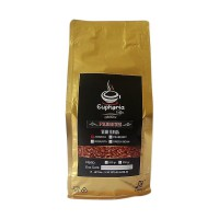 Euphoria Coffee Arabica Premium Medium Dark Roast Biji / Bubuk 200g