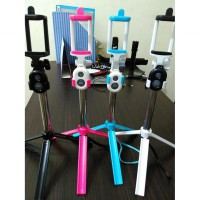 TONGSIS TRIPOD MULTIFUNGSI BONUS TOMSIS BLUETOOTH FOR IOS & ANDRIOD