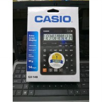 Casio Gx 14 B 14digit