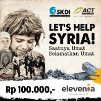 ACT - Lets Help Syria