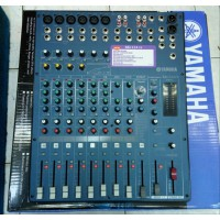 mixer Yamaha mg-124cx baru ( 12 channel )