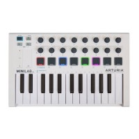 Arturia Minilab MK II - Powerfull 25 Key USB Mini Keyboard Controller