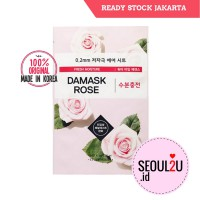 [Etude House] 0.2mm Therapy Air Mask #Damask Rose