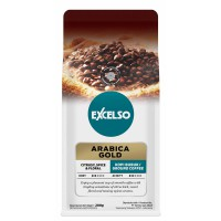 Excelso Arabica Gold Coffee 200 gram - Ground / Bubuk
