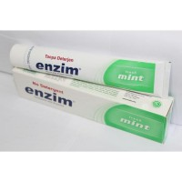ENZIM NO DETERGENT TOOTHPASTE WITH ENZYMES FRESH MINT ISI 63g/50ml