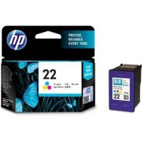 HP 22 COLOR / TRI-COLOR ORIGINAL INK CARTRIDGE