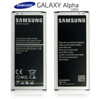 Samsung Baterai / Battery/ Batre Alpha G850H Original 100%
