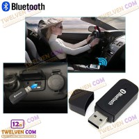Bluetooth Music Audio Receiver 3.5mm Version 2.1 For Car Stereo systems, Home Audio System , etc