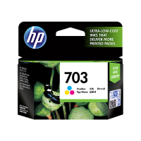 HP 703 COLOR / TRI-COLOR ORIGINAL INK CARTRIDGE