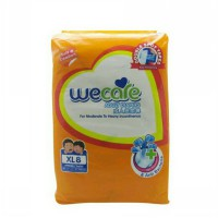 Wecare  Adult Diapers Pampers (L/8pc)
