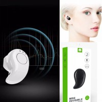 Earphone Bluetooth Original Singel Mini Invisible R47