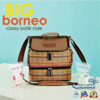 Thermal Bag Gabag New Borneo - Tas Asi Borneo Merk Gabag