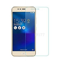 Asus Zenfone Max M1 ZB555KL Anti Gores Kaca Tempered Glass Clear Bening High Quality