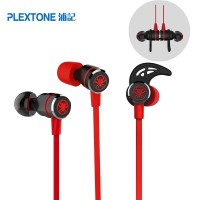 Original PLEXTONE Earphone Gaming G20 Magnet In-Ear Headset Bass