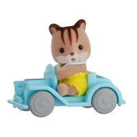 SYLVANIAN FAMILIES BABY CARRY CSE (SQUIRELL/
