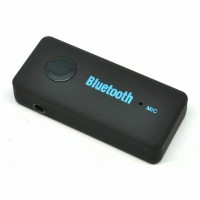 Stereo Audio Receiver 3.5mm Bluetooth 4.1 - KN311 - Black