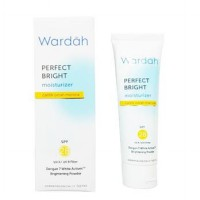 WARDAH PERFECT BRIGHT MOISTURIZER SPF 28 New