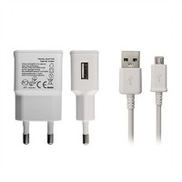 Charger 2 in 1 usb micro for samsung / 2Ampere Output