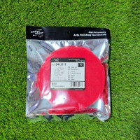 Shinemate Foam Diamond 7 inch - Red for Soft Cut