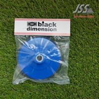 Black Dimension - Backing Plate TYPE S size 5 inch thread 5/8