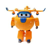 SW112 Super Wings Donnie Transforming Planes to Robot