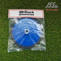 Black Dimension - Backing Plate Type S size 7 inch Thread 5/8