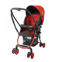 Graco Citilite R Red Poppy 6Y69RDPK Kereta Dorong