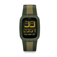 Swatch SURG101D Touch Screen Scratch The Touch