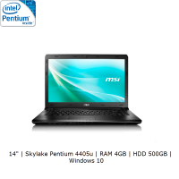 "MSI CR43 6M - Windows 10 (Free MSI ""Back to School"" Gift Pack)"