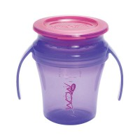 JUICY WOW Baby Cup - Translucent Purple